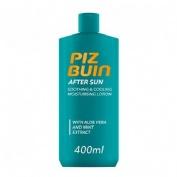 Piz buin after sun - locion hidratante calmante y refrescante (400 ml)