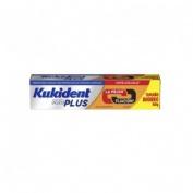 Kukident pro doble accion - crema adh protesis dental (neutro 60 g)
