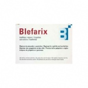 Blefarix toallitas (2.5 ml 20 unidosis)